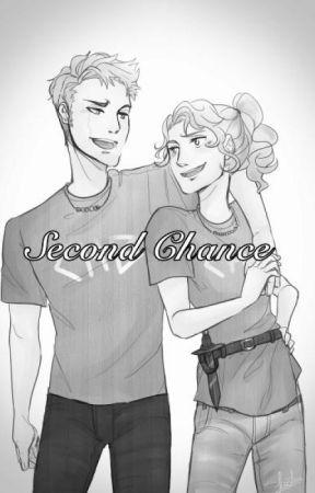 Second Chance (Luke Castellan)  by LuWeasley13