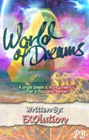 World of Dreams by OddlyA