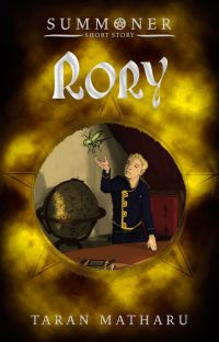 Summoner: Rory (Book 0.5) cover