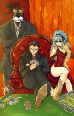 Magolian Mobster by J_Renji