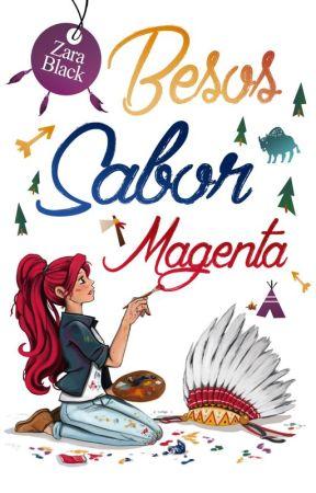 Besos sabor magenta (TQST Libro #2.5)©  by Zara_Black