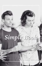 Simple Book || Larry au by tommo_take_over