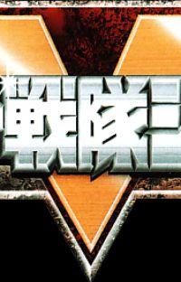 Top 10 Sentai Couples cover
