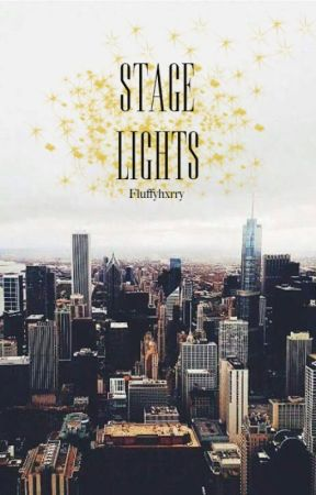Stage Lights ↠ h.s by fluffyhxrry
