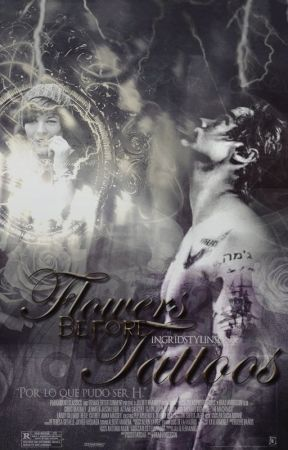 Flowers before Tattoos [larry stylinson] by IngridStylinson_x