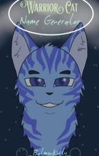 Warrior Cat Name Generator by beldridge