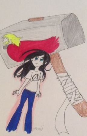 The Heir to Asgard: Book Two of the Next Avengers by Anna_Thordaughter