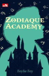 Zodiaque Academy (Published by Elex Media Komputindo) cover