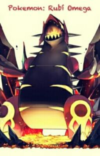Pokemon: Rubi Omega cover