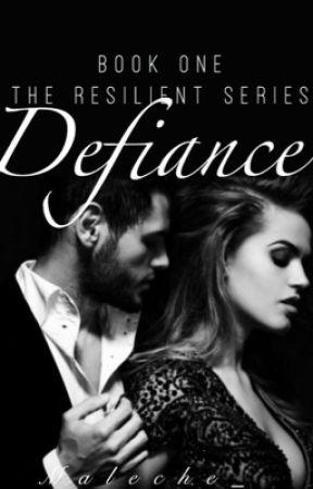 Defiance  by Maleche_