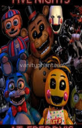 Ask or Dare FNAF 1,2 or 3 Characters by manny24345