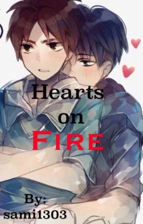 Hearts on Fire (Ereri) by sami1303