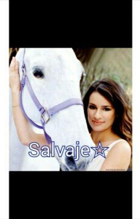 salvaje (Adaptada) by KathiaMonteith
