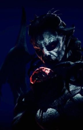 Alucard's Hybrid Form by Deaths-Advocate