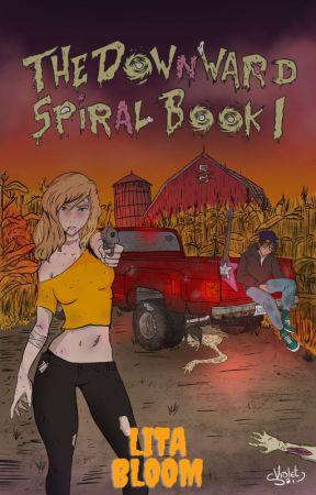 The Downward Spiral by LitaBloom