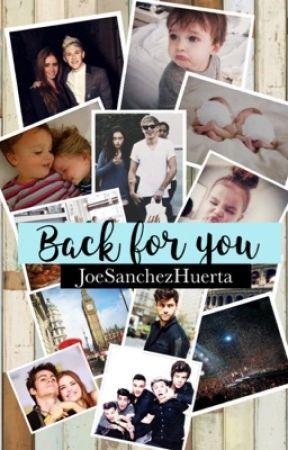 Back for you by JoeSanchezHuerta