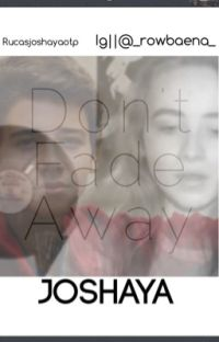 Don't Fade Away cover