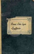 The Journal of Remus Lupin by yannigotchi2010