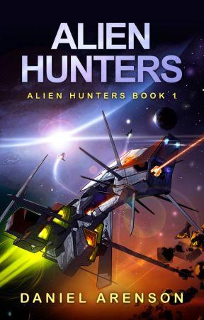 Alien Hunters by DArenson