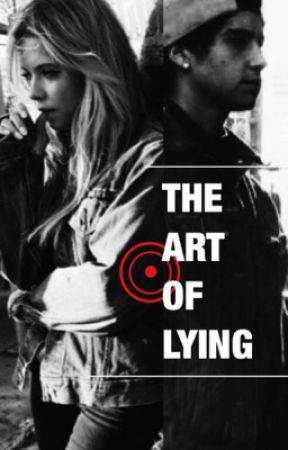 The Art of Lying [Jai Brooks] by _janorauhl