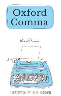 Oxford Comma cover