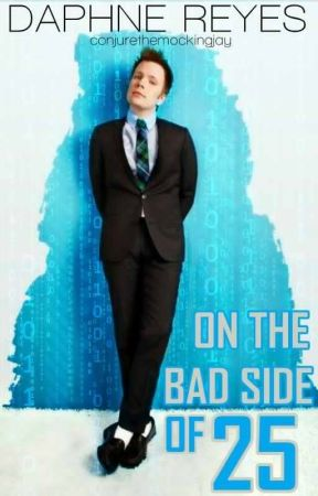 On the Bad Side of 25 [Peterick AU] by conjurethemockingjay