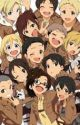 Various AOT X Reader by