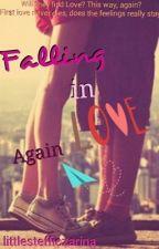 Falling In Love Again by littleStefficzarina