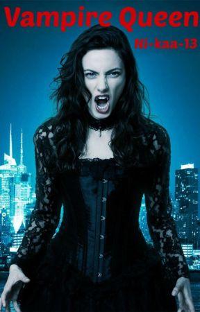 Vampire Queen // n.h by Nikol-Michalkova