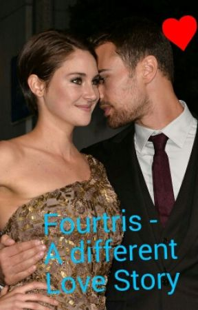 Fourtris - A different love story **FINISHED** by DivergentLover666
