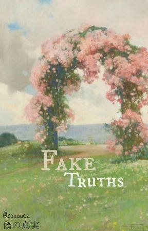 Fakes Truths ❁ Gay (EDITANDO) by xuuuucz