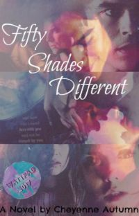 Fifty Shades Different cover
