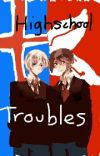 Highschool Troubles (HongIce fanfic) cover