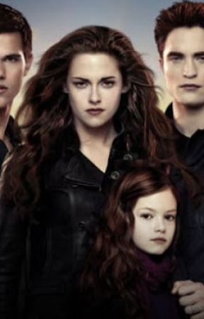 Everlasting: A Renesmee and Jacob Fan Fiction by HollyMPEETASPEARL