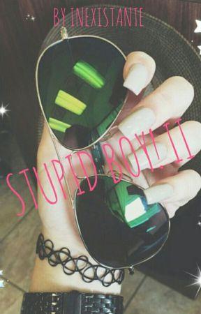 Stupid Boy! II [Magcon] by likeiwouuld