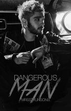 Dangerous Man  Zayn Malik  by jpmrdz