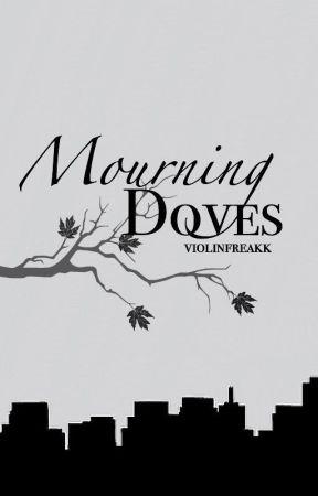 Mourning Doves | Tokyo Ghoul by violinfreakk