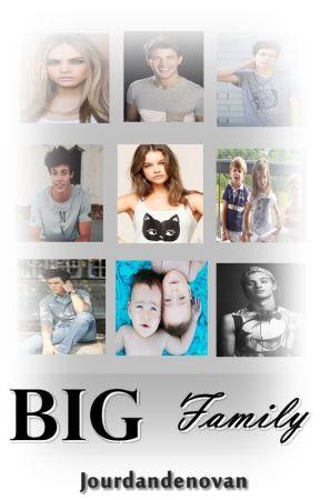 Big family by jourdandenovan