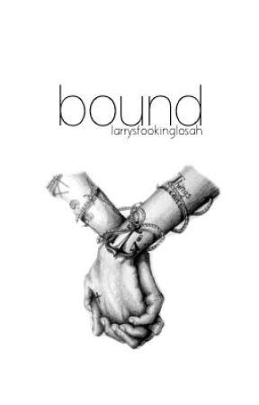 bound ≫ larry bdsm by larryslosah