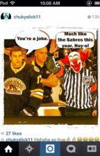 Hockey chirps by jraz999