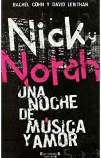 Nick  & Norah.Una noche de música y amor cover