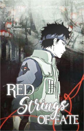 Red Strings of Fate || Shisui Uchiha by KraziiKawaiiXD