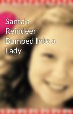 Santa's Reindeer Bumped Into a Lady by CallieMeyer4