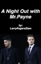 A Night Out With Ziam * One Shot by digitalgaylord