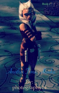 Star Wars Rebels Another Time, Ahsoka cover