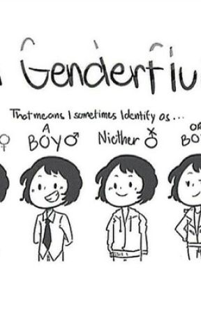 Genderfluid troubles by DeadlyApothicary