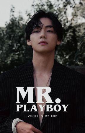 Mr. Playboy | Taehyung BTS by sincerelytae