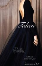 Taken- a Selection FanFiction by Calyxxxy