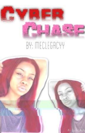 Cyber Chase  •Justine Skye• by meclegacyy