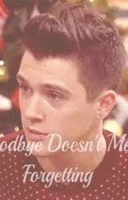 Goodbye Doesn't Mean Forgetting by UnionJDreams